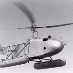 This is Sikorsky's first successful helicopter design, which he developed into the YR-4.