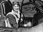 Jacqueline Cochran. Photo courtesy of World War II Database.